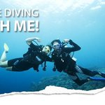 Come dive with the best