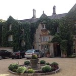 Foto de The Bath Priory Hotel