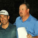 Recognizing Texas State Rep Ramon Romera, a great golfer!