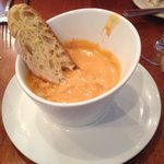 the lobster bisque