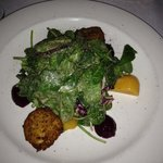 Best beet and goat cheese salad