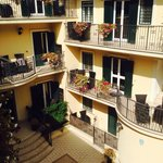 Photo de Aurelia Vatican Apartments