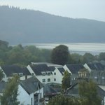 View over Lake Windermere from 2nd floor bedroom