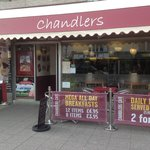 Chandlers Coffee Shop Bistro