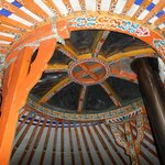 صورة فوتوغرافية لـ ‪Blackdown Yurts - Yurt Holidays in Devon‬