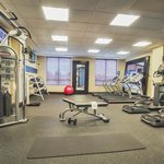 Stay in shape at our 24/7 Fitness Center.