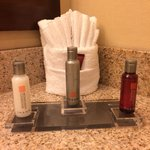 Love these amenities!