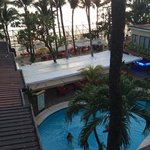 Foto de Red Coconut Beach Hotel