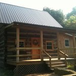 Back to Basics Log Cabin