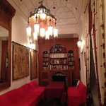 Library/Sitting room