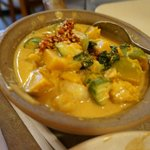 A special Wisconsin Labu Curry