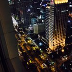 night view from 45th floor
