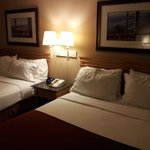 Foto van Holiday Inn Express Vancouver Airport