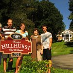 Foto de Hillhurst Bed & Breakfast