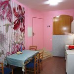 Dining room and Kitchen Apartments Johnny Split Croatia