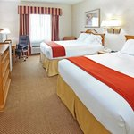 Holiday Inn Express Hotel & Suites Longview-North resmi