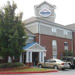 Suburban Extended Stay Hotel Kennesaw resmi