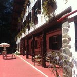Photo de Hotel Refugio Alpino
