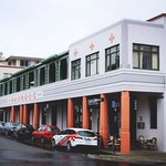 Art Deco Masonic Hotel Foto