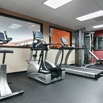 Our Fitness Room is the perfect way to start your day!