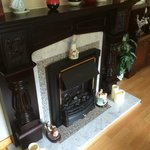 Fire Place in Front Room