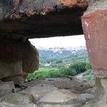 Nooks and crannies with beautiful views
