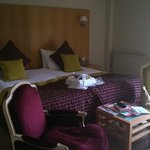 Premier Bedroom - Champneys Springs