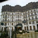The Hotel (on a wet winter day)