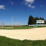 Panoramic of Field of Dreams
