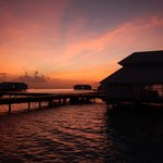 Foto de Diamonds Athuruga Beach & Water Villas
