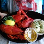 2 for 1 lobster plate