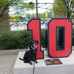 Nietzsche with Chipper Jones' number