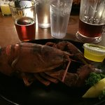 two pounds of delicious lobster!