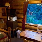 Alaska Creekside Cabins照片