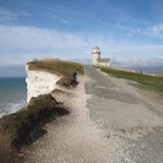 Stunning view of the Belle tout