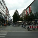 Charlottenburg shopping area