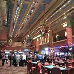main casino floor