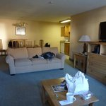 Room at Mammoth Mountain.