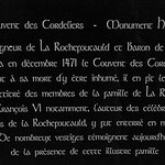 History of Le Couvent