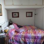 Beds in twin room