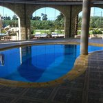 Indoor pool - there are only two properties that have full indoor pools the other 5 have indoor/