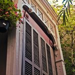 1870 Banana Courtyard French Quarter / New Orleans B&B resmi