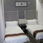 Bliss Hotel Twin Bed Room #3011.