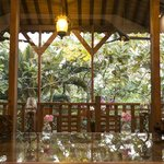 View from the terrace of Villa Kudus
