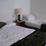 the room.. Beds