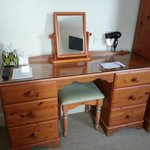 Our Room (No. 1) - dressing table