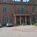 Front entrance Willington Hall