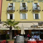 Photo of Piazza Ascona, Hotel & Restaurants