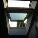 Skylight, but no window