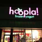 Hoopla Frozen Yogurt
